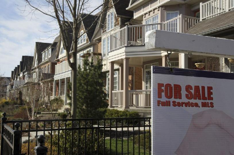有经济学家认为多伦多地区楼价过热。资料图片